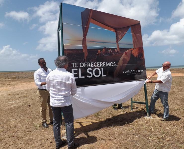 En desarrollo, proyecto Punta Colorada Golf & Marina Cuba *