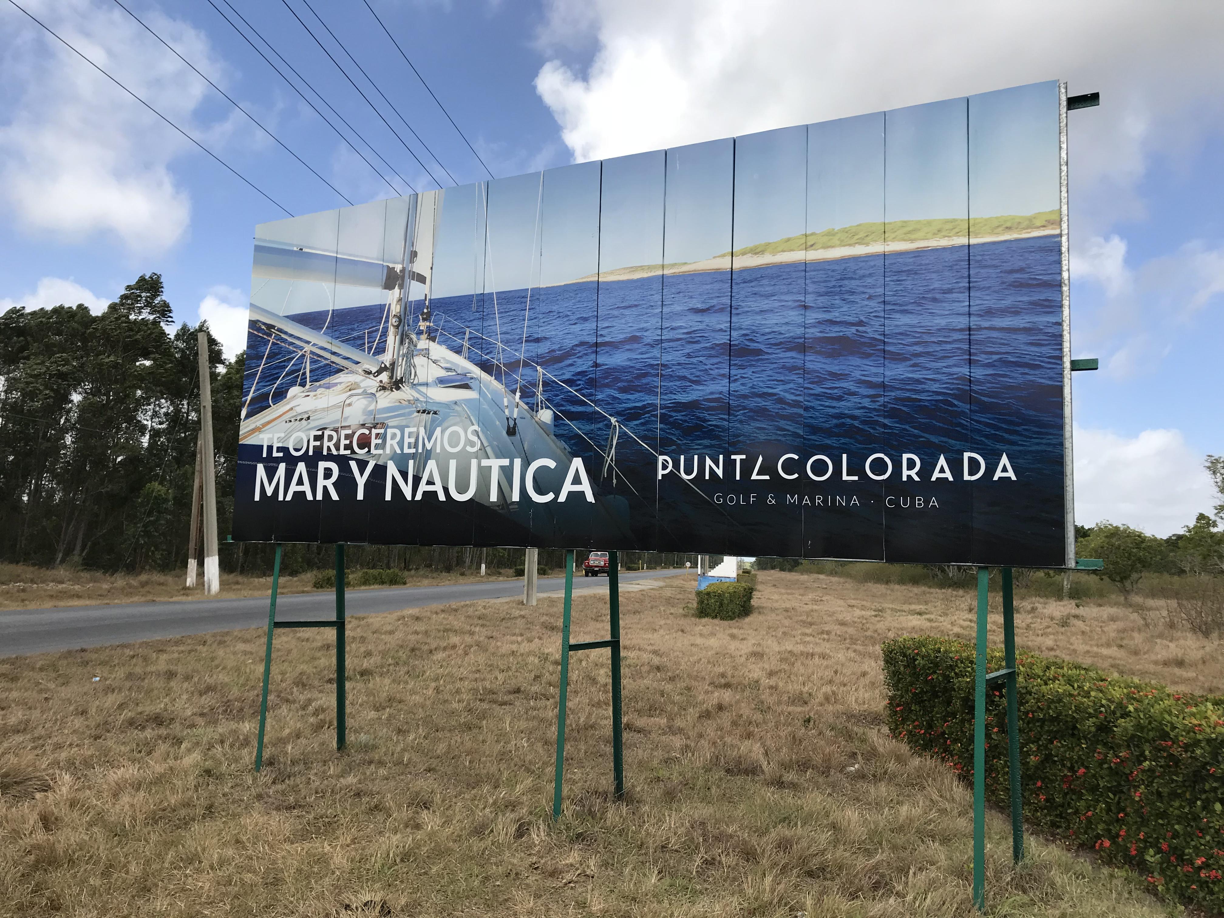 En fase de ejecución megaproyecto de campos de golf en oeste de Cuba *