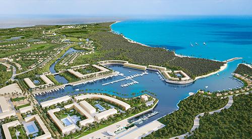 Cuba arranca el megaproyecto millonario de campos de golf, marinas, hoteles e inmobiliarias de Punta Colorada *