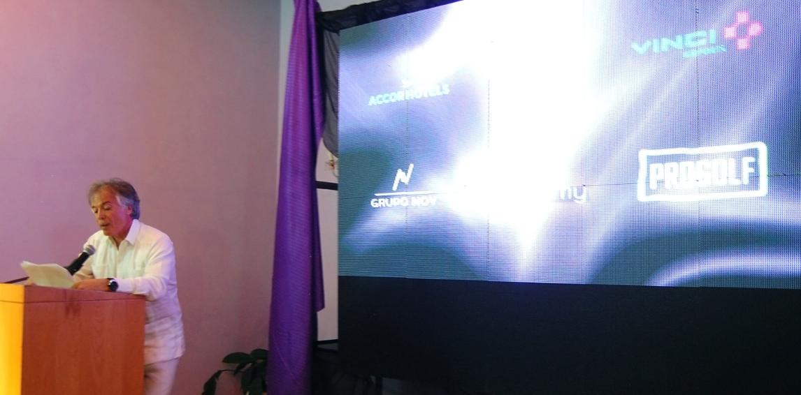 Intervención del Presidente de Punta Colorada SA, D. Jaume Roma, en la presentación del proyecto, La Habana 18 de julio de 2018.