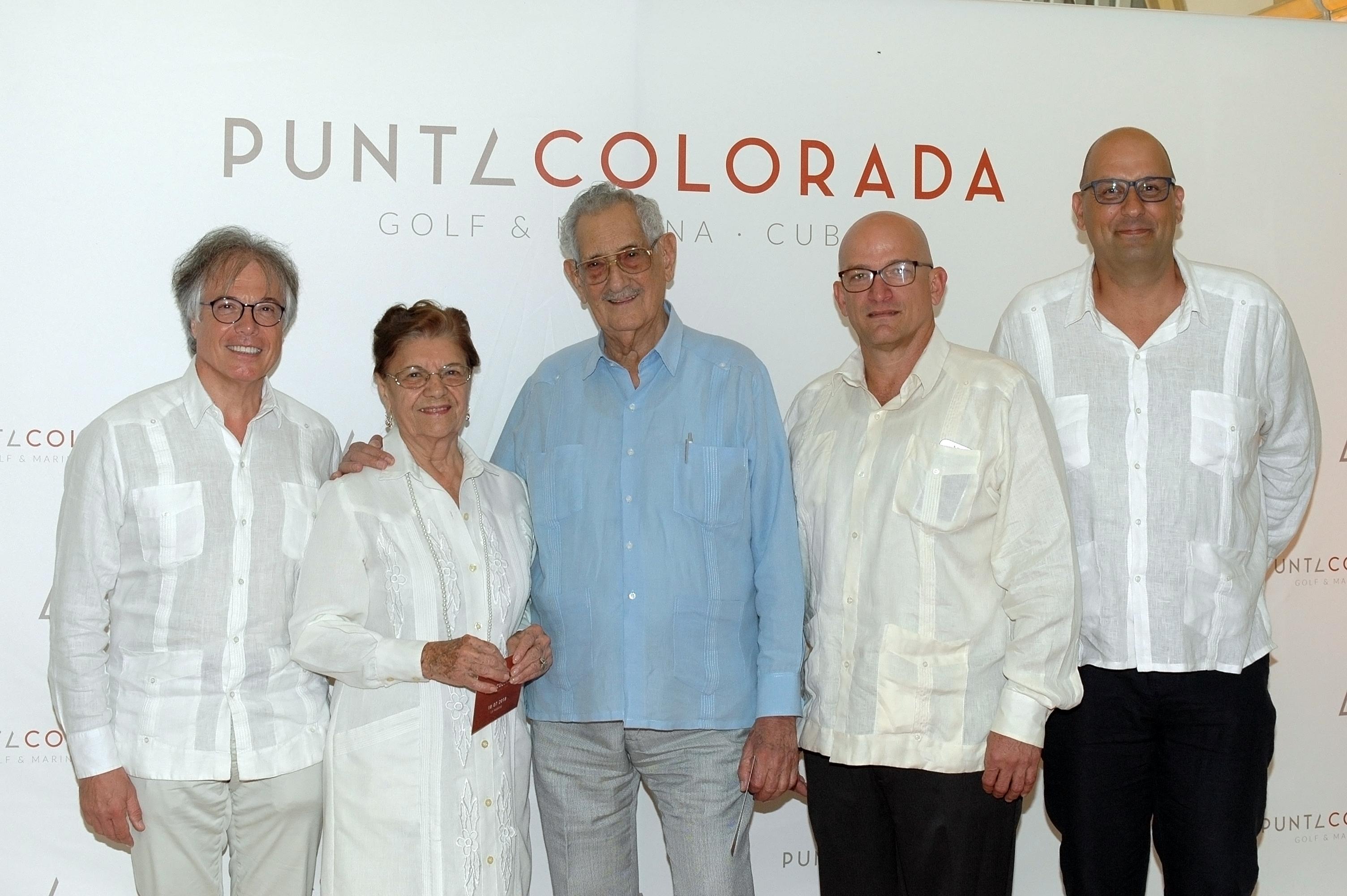 Presentan megaproyecto de golf, marinas, hoteles e inmobiliaria Punta Colorada *